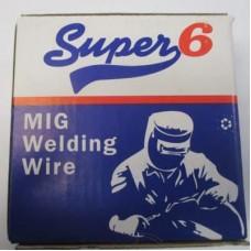 SWP Super 6 MIG Wire 0.8mm 15Kg