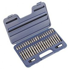 TRX-Star/Spline/Hex Bit Set 42pc