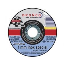 Dronco Cutting Discs 115mm Pack 25