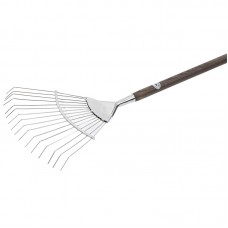 DRAPER 36692 LAWN RAKE WITH FSC CERTIFIED ASH HANDLE