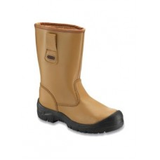 WORKTOUGH 118SM FUR LINED SAFETY RIGGER BOOT