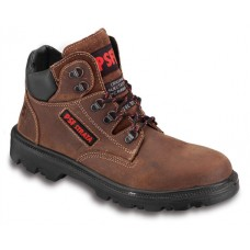 PSF Strata 521SM Safety Boot Brown