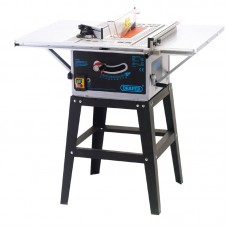 254MM TABLE SAW WITH EXTENSION WINGS AND STAND