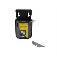XMS1799BLADE Stanley 11921 Blade Pack 100 Piece